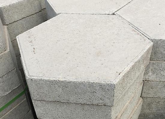 水泥六角砖